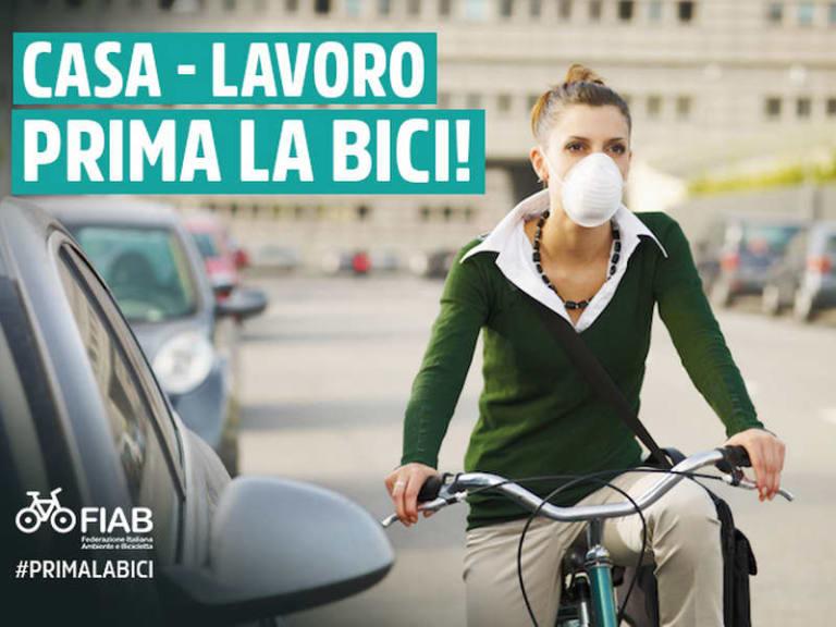 Mobilità urbana e ripresa, la soluzione, per Fiab, è la bicicletta