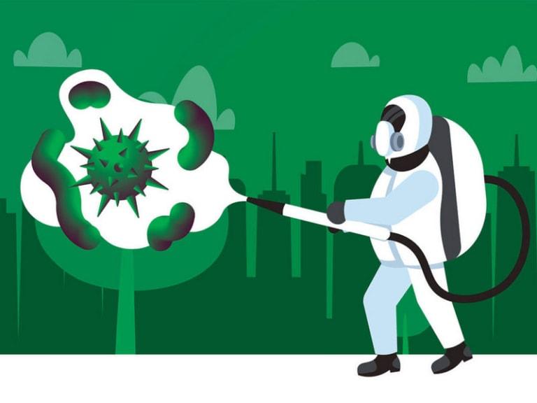 Sanificazione dei luoghi di lavoro: i rischi legati al Covid-19