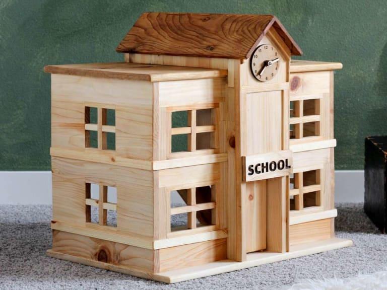 Legno, efficienza energetica, botanica: i parametri da adottare nelle scuole