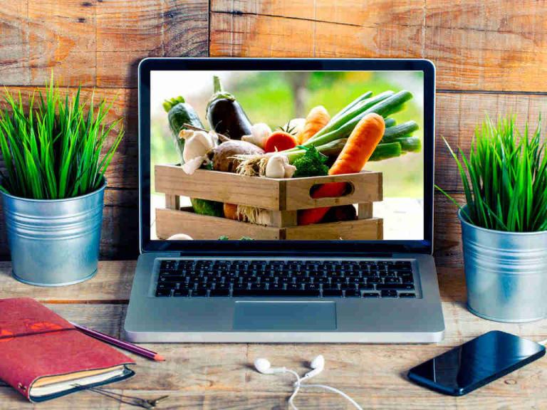 Buon cibo: le piattaforme aiutano la spesa sostenibile