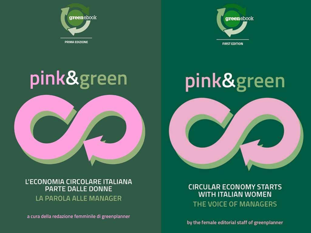 pink&green - la parola alle donne dell'economia circolare