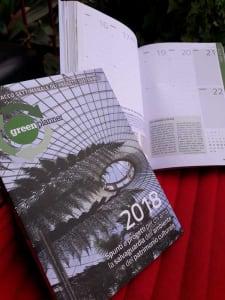green planner 2018 - sostenibilità ambientale
