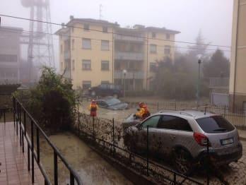 dissesto idrogeologico alluvione po