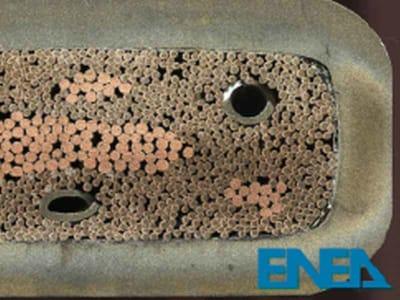 cavo superconduttore enea
