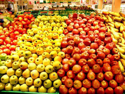 pesticidi nelle mele dei supermercati