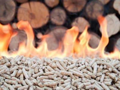 biomasse per riscaldamento