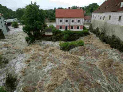 rischio frane e alluvioni