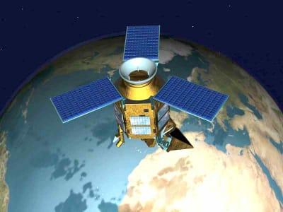 Sentinel-5 Precursor satellite esa