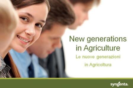 nuova agricoltura syngenta