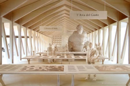 padiglione slow food a expo