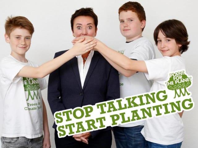Plant-for-the-Planet - colloqui dobbiaco