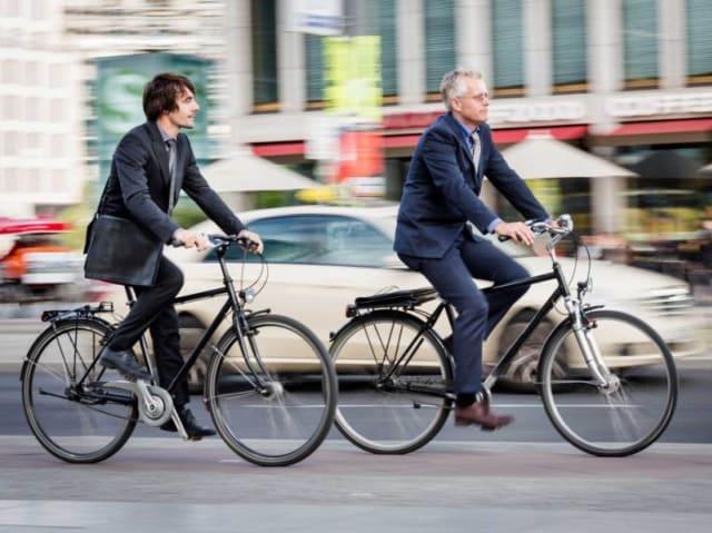mobilità green - sostegno due ruote