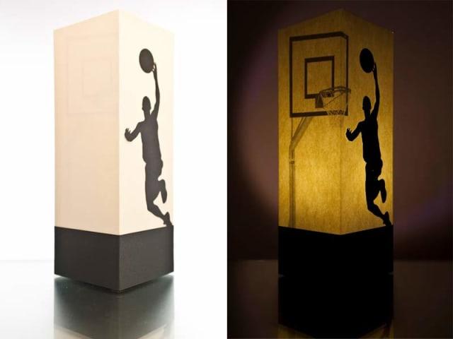 w-lamp shadow