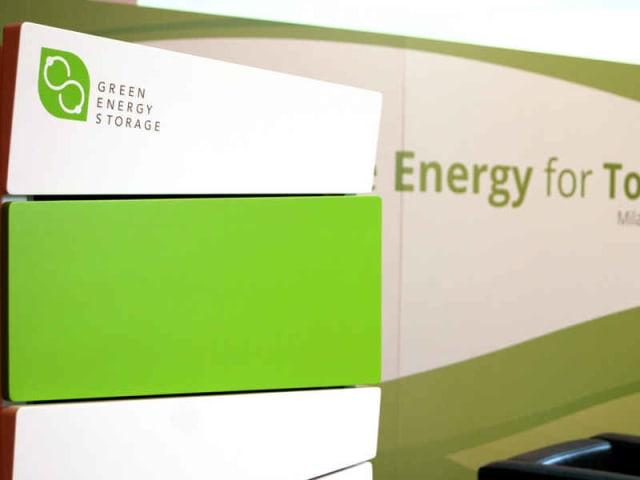 green energy storage