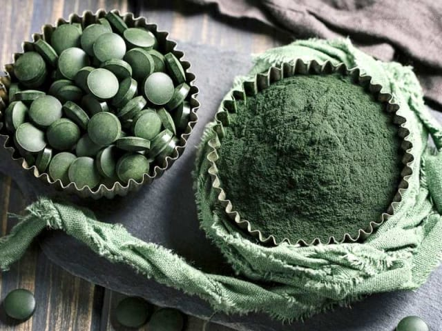spirulina - alimento - alga