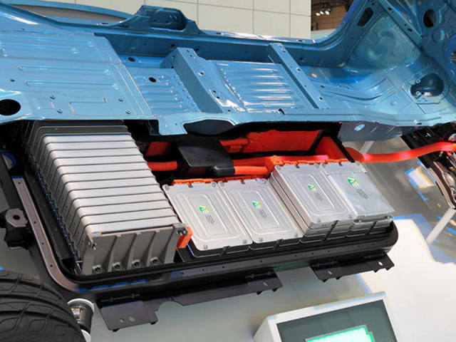 cell to pack - auto elettriche