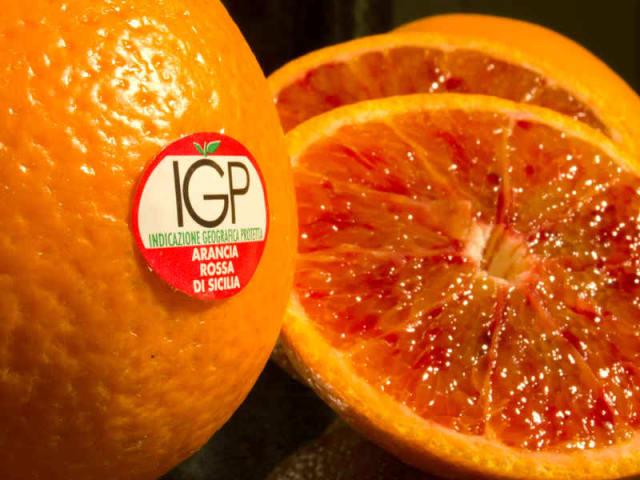 arancia rossa di sicilia igp