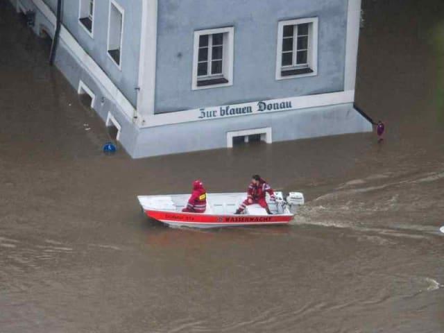 riscaldamento globale - alluvioni