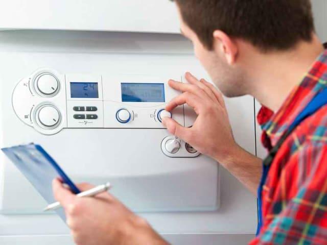 controllo impianti riscaldamento