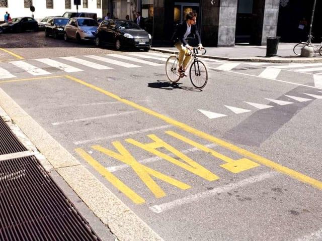 bicipolitana - mobilità urbana a due ruote
