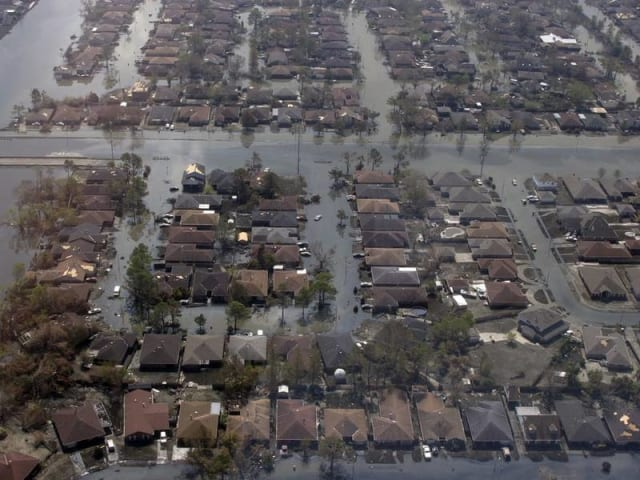 Aiuti per le catastrofi naturali