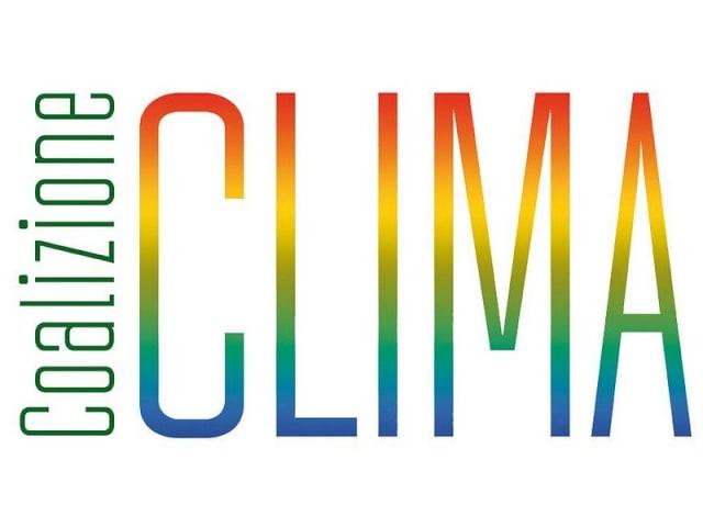 coalizione clima - appello