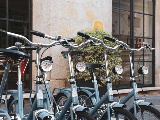 e-bike roma