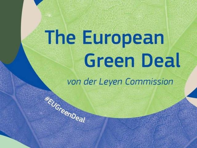 european green deal - european green positioning