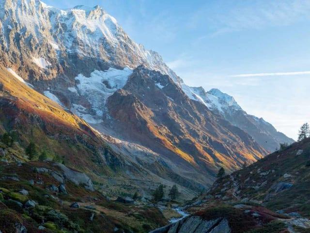 neve alpi - prodotto di montagna