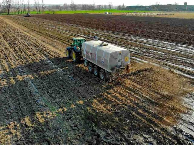 gessi di defecazione da fanghi in agricoltura