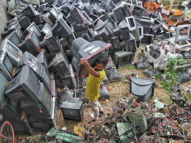 digitale terrestre - smaltimento televisori
