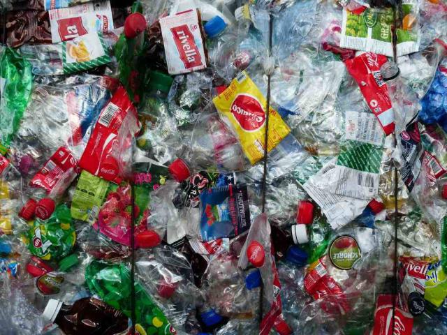 raccolta plastica plastic free