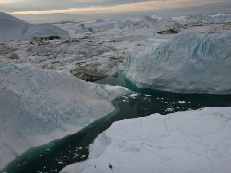 Race against Time, i cambiamenti climatici vanno battuti