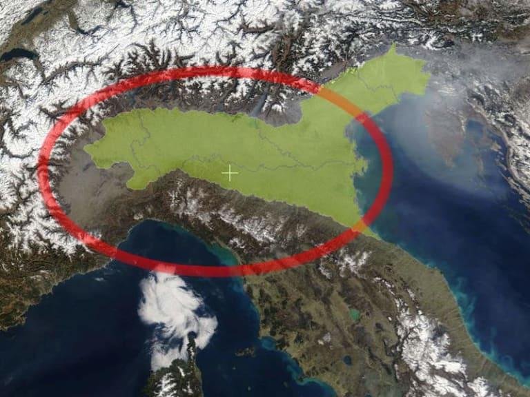 Meteo e inquinamento: perché la Pianura Padana è una delle zone più inquinate del mondo?