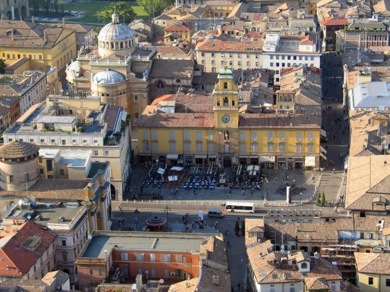 Rivoluzione dei corsi di architettura a Parma