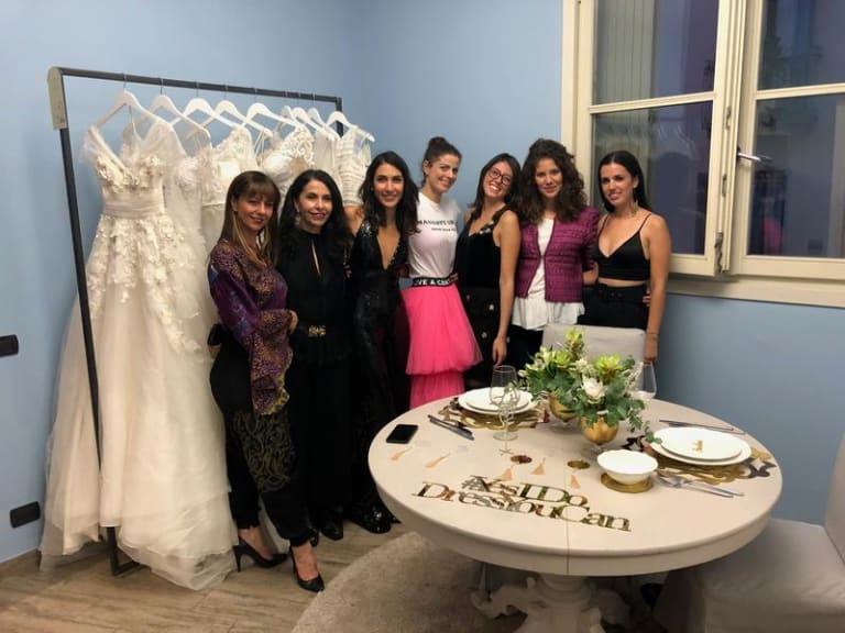 L'abito da sposa è sostenibile