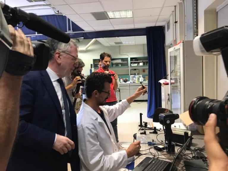 Nasce a Milano Cnr-Scitec, il nuovo polo chimico
