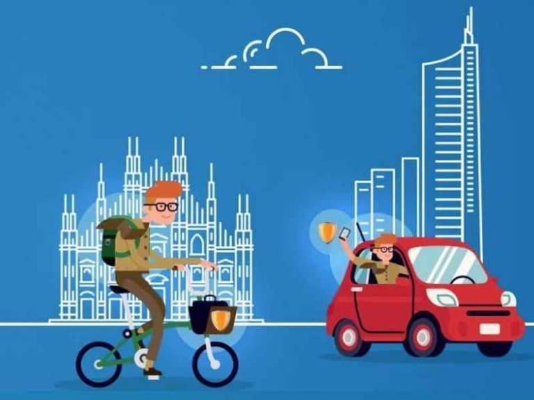 L'assicurazione istantanea e personalizzata, per la nuova mobilità multimodale