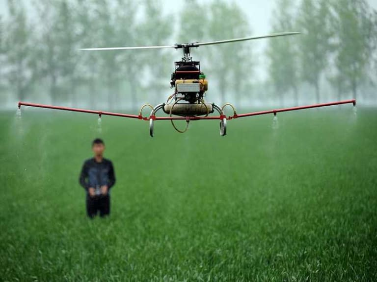 Grazie ai droni si allarga lo sguardo su ambiente e rinnovabili