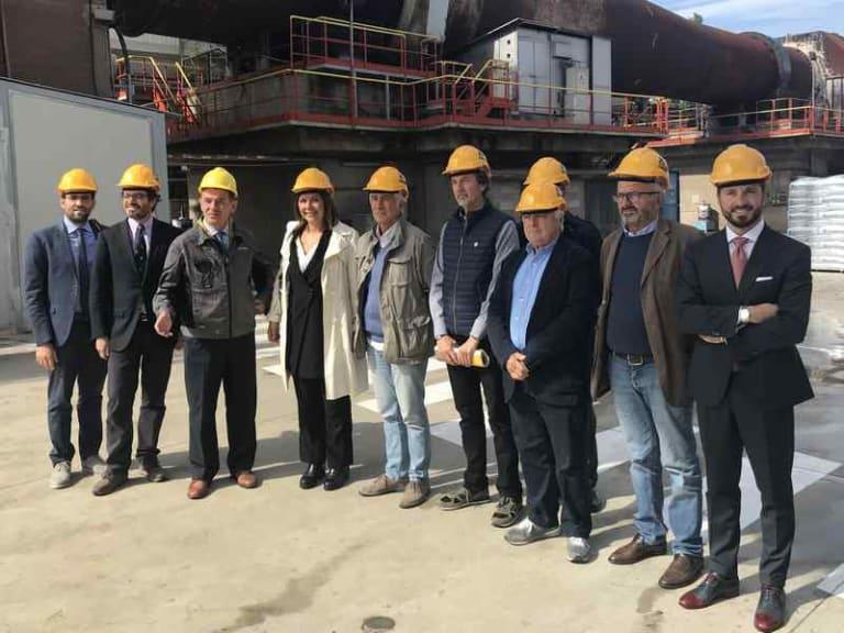 Inaugurato a Parma il primo impianto italiano di recupero di calore Laterlite