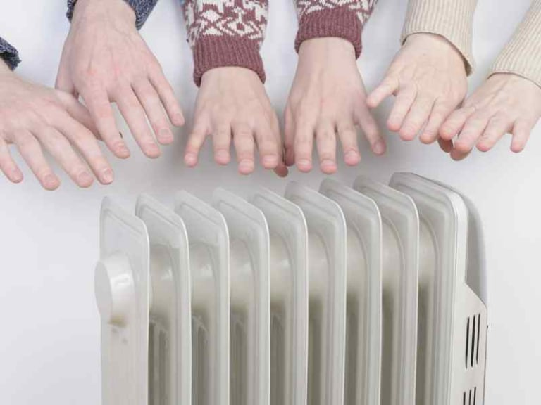 Accensione riscaldamenti 2017