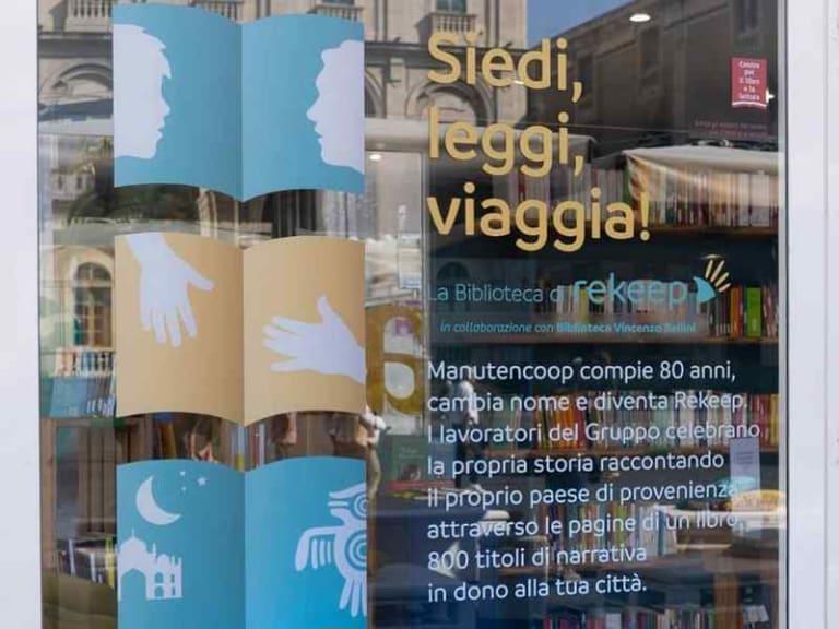 Siedi, Leggi e Viaggia! il tour culturale di Rekeep arriva a Bologna