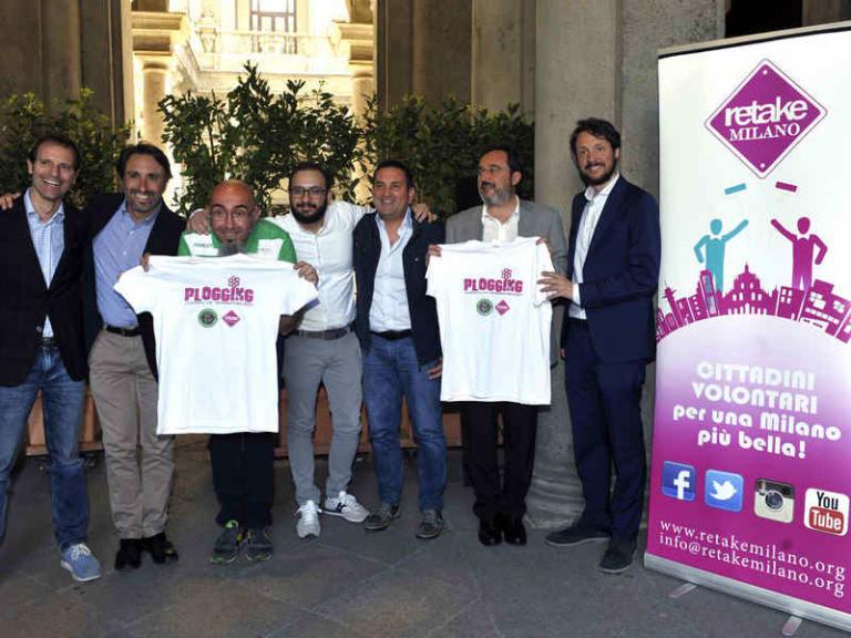 A Milano arriva il Plogging, la corsa che aiuta a ripulire la città
