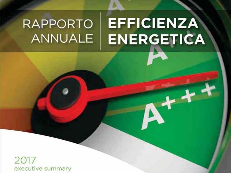 Efficienza energetica: il rapporto Enea fotografa l'Italia