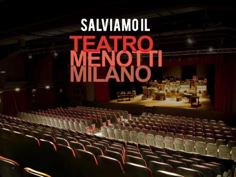 Teatro Menotti, simbolo di ossigeno per la città di Milano