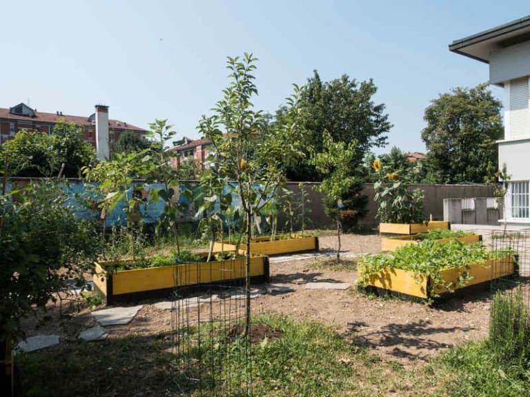La Tropicana in giardino