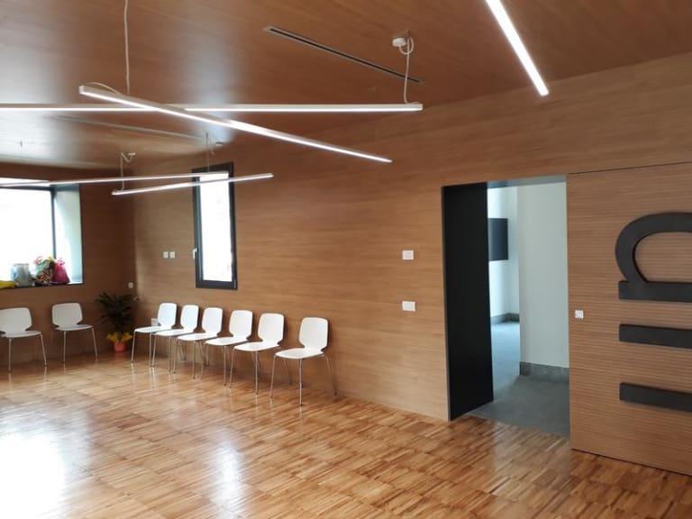 Efficienza energetica per la ristrutturazione della Casa della Musica di Sondrio