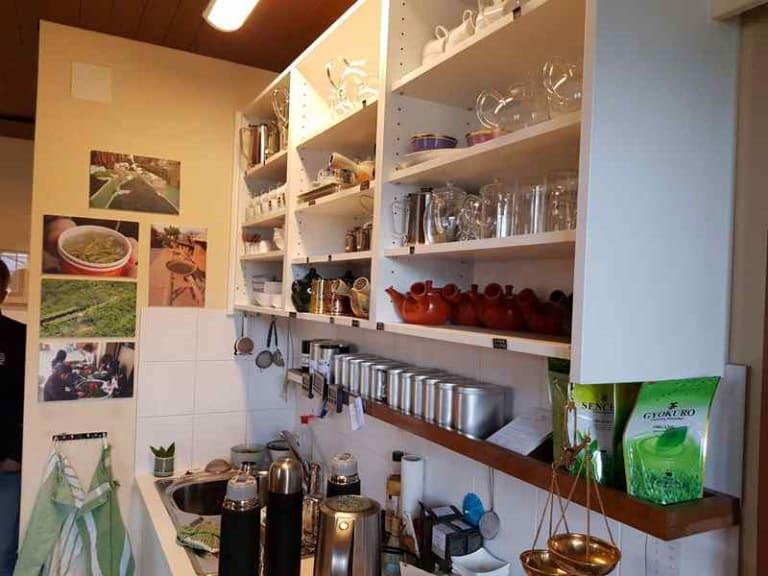 In Svizzera, sul Monte Verità, si coltiva il tè