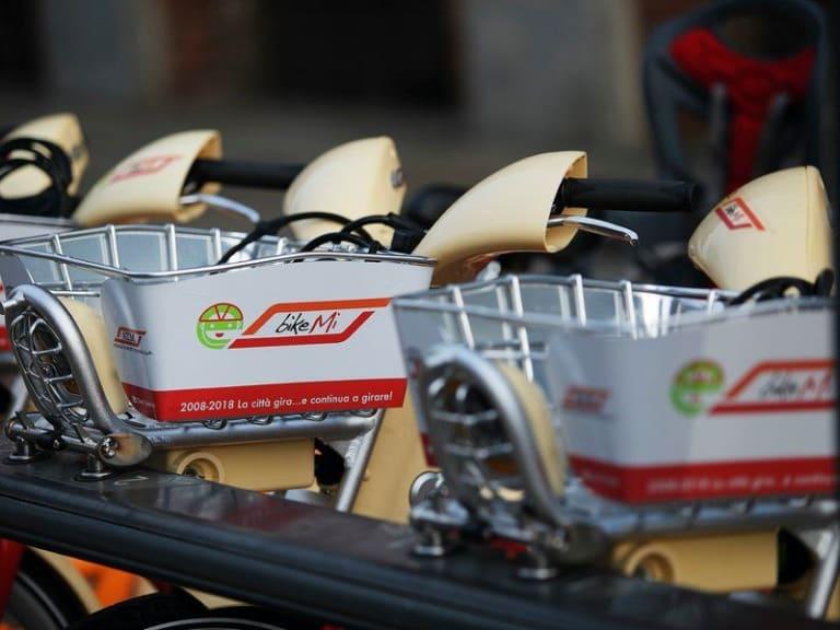 Bike sharing a Milano: in arrivo altre 400 biciclette