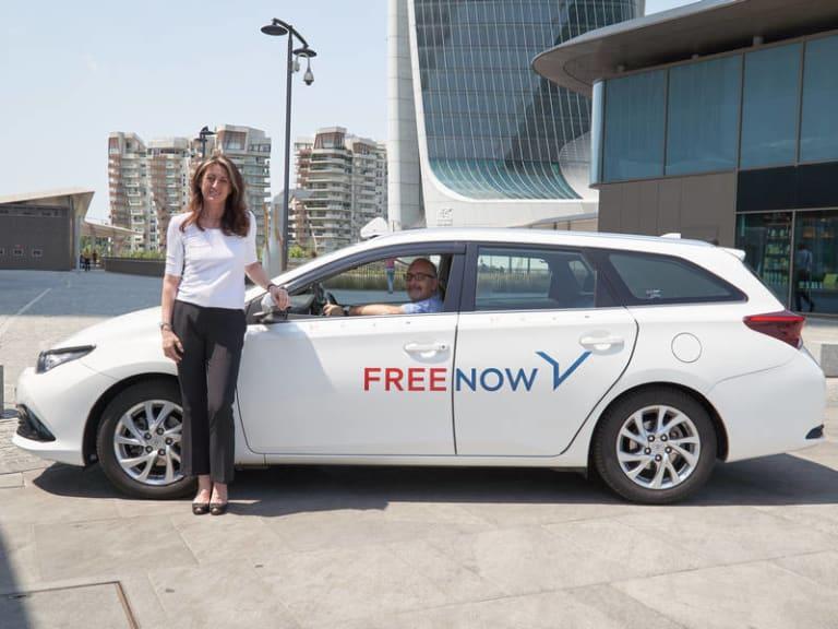 La mobilità nuova si fa sempre più sinergica: Free Now si integra in Moovit